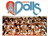 Houston Oilers Derrick Dolls