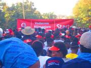 Vodacom 5km fun run start line