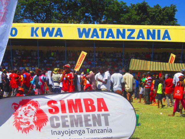 Simba Cement my sponsors