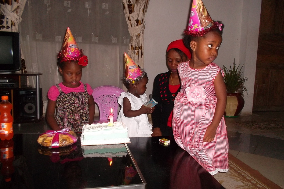 The Kisusi's Family