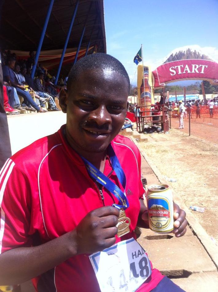 Kili Marathon 2013