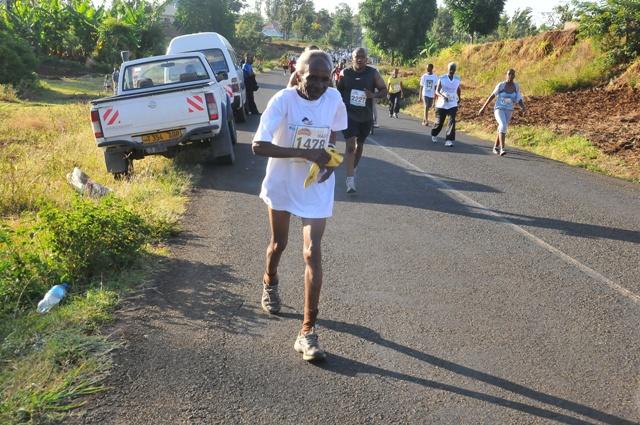 Kilimanjaro Marathon 2013
