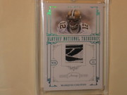 MARQUES COLSTON 3/9 REEBOK PATCH