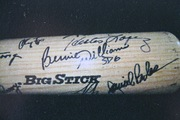 New York Yankees Legends Bat