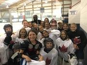 August Hockey School