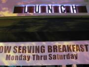 Lunch ? Restaurant Culver City Main Street
