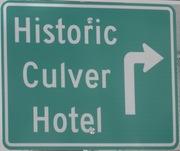 Historic Culver Hotel - this way
