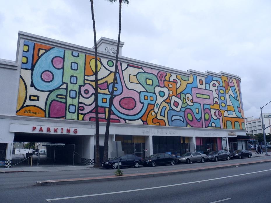 Culver 6 Theatre Building