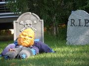Halloween in Culver City, 2011 (Random items)