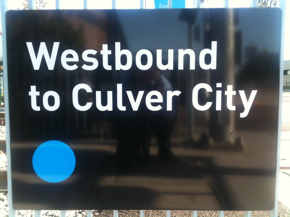 Expo Line to Culver City