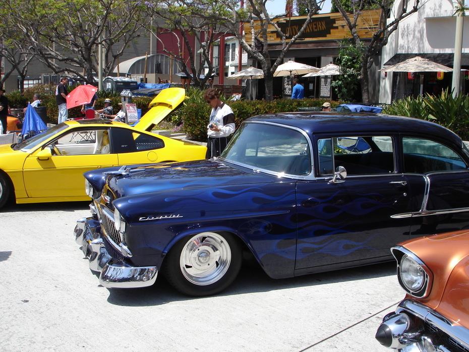 2012 Culver City Car Show