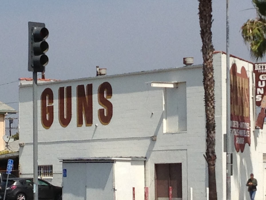Guns in Culver City