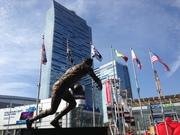 Staples Center, LA Live and the Ritz