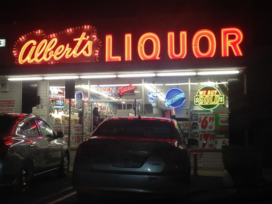 Albert's Liquor