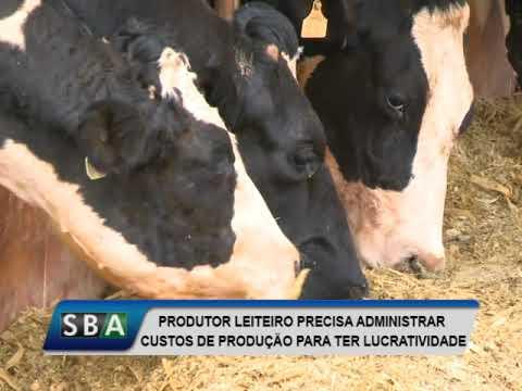 Produção de Leite a Pasto - Agricultura familiar