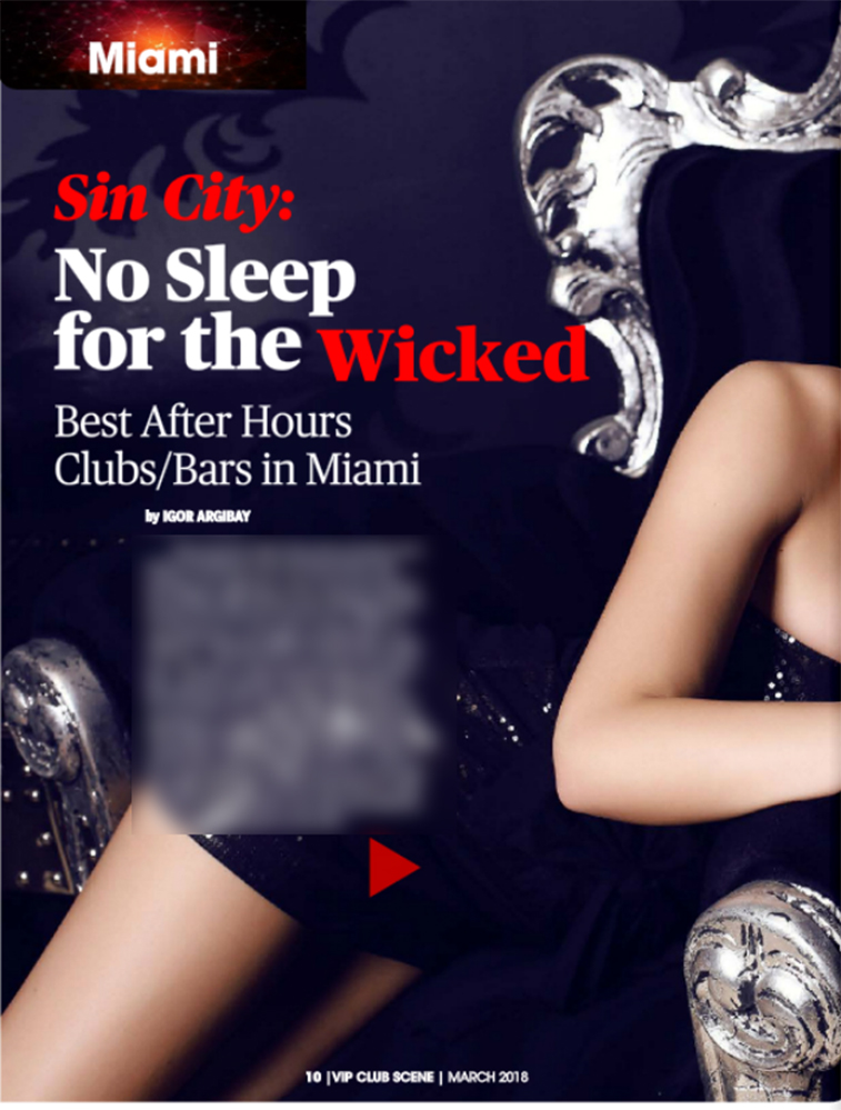 Sin City: No Sleep for the Wicked