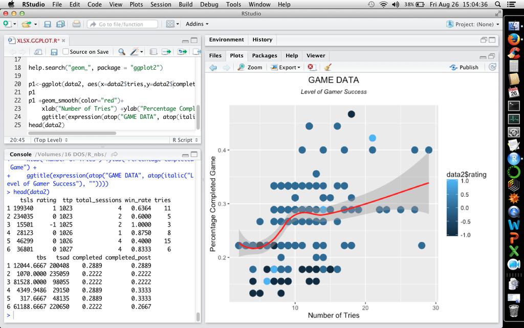 R vs Python? No! R and Python (and something else) - Data