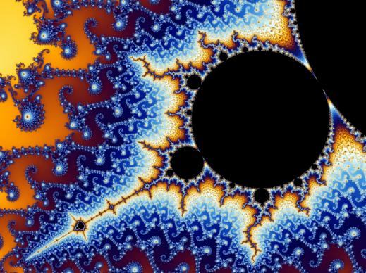 Logistic Map, Chaos, Randomness and Quantum Algorithms - Data