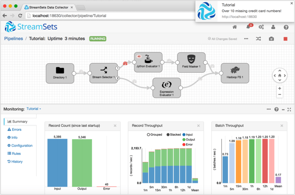 Open Source ETL: Apache NiFi vs Streamsets - Data Science