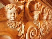 Cherubs at the Winter Gardens Morecambe