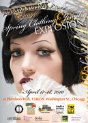 Modern Vintage Chicago Spring Clothing and Jewelry Show!