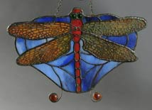 Rare Tiffany Dragonfly Screen at Fairfield Auction