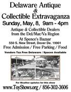 Delaware Antique & Collectible Extravaganza