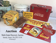 Special 5 Hour Discovery Auction