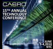 CASRO Technology Conference