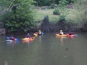 Symonds Yat 3 deep water rescues