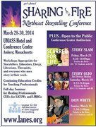 Sharing the Fire Storytelling Conference