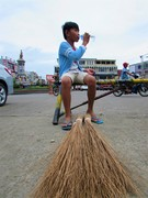 BROOMS FOR THE FUTURE