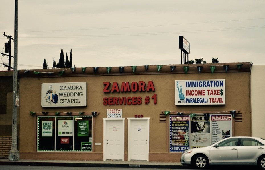 New Immigrants and the Dream of Urban Life