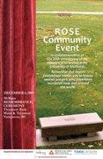 ROSE Community Event