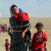 Human Rights Advocate to speak on Yazidi women and girls
