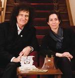A VILLAGE LOST & FOUND: Brian May & Elena Vidal