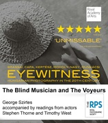 'The Blind Musician and the Voyeurs' - George Szirtes