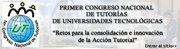 Primer Congreso Nacional de Tutorias de Universidades Tecnologicas