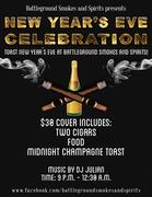 New Year's Eve at Battleground Smoke and Spirits
