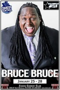 Bruce Bruce at Zanies
