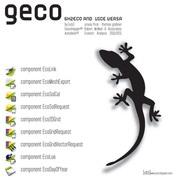 AAG10 - Generative Performative Modeling via Grasshopper Ecotect through Geco