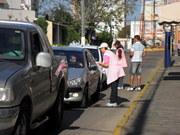 Pedágio Solidário da RFCC de Itajaí apoio da RBS 13 de Agosto 018
