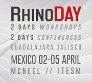 RHINO DAY April 2-5-2014 GUADALAJARA / MEXICO