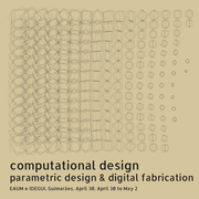 computational design: parametric design & digital fabrication