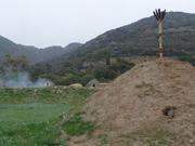 Traditional Chumash Village
