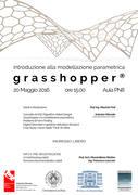 Introduzione alla modellazione parametrica con Grasshopper