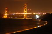 Golden Gate Bridge - Night
