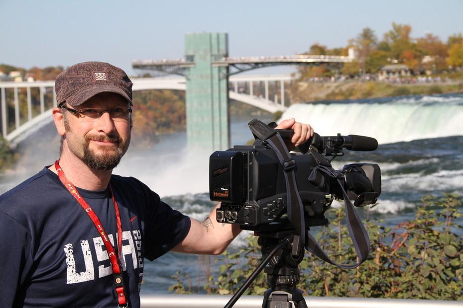 Niagara Falls -American Side on 10.10