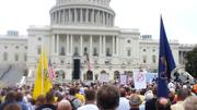 Tea Party at US Capitol - Save the Date