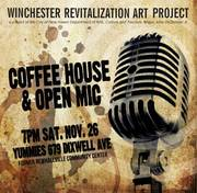 Newhallville Coffee House & Open Mic